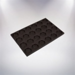 Non-stick Pudding Tray-24cup