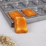 Mini Cake Tray Rabbit-36cup (Silicon Glaze)
