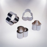 Trio Pastry Cutters-6pcs