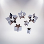 Star Pastry Cutters-6pcs