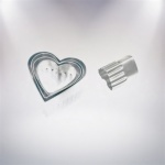 Pastry Cutters(Heart)