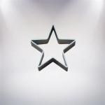 Biscuit Mould(Star)-10pcs