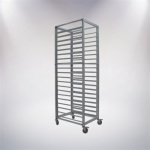 20 Tiers Aluminium Alloy Trolley(Anode)